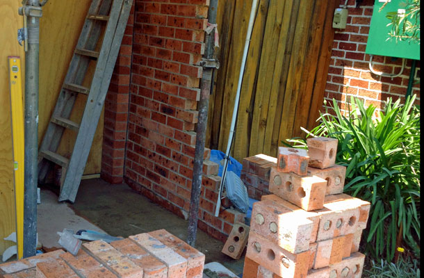 brick matching northern beaches