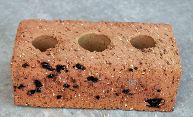 standard brick size australia