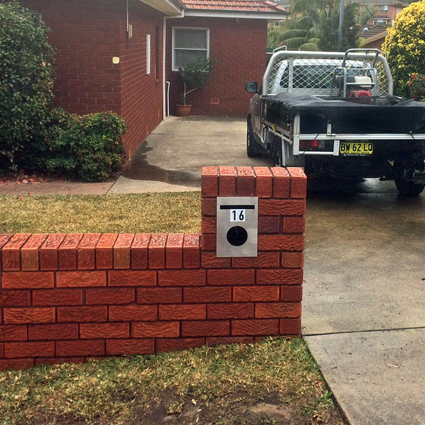 northern beaches brick matching sydney