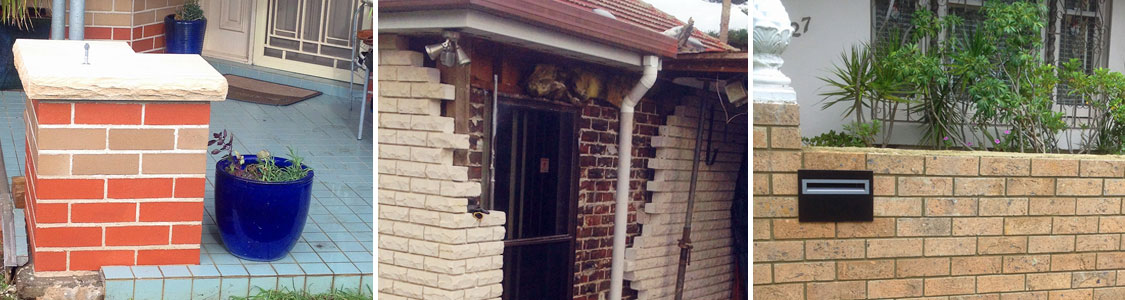 brick matching services sydney